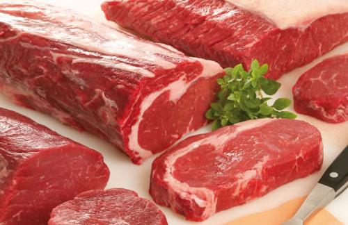 thịt bò mỹ: Những thành phần dinh dưỡng có trong thịt bò