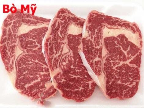 thịt bò mỹ: Các bà mẹ nội trợ đã biết các chọn thịt bò mỹ nhập khẩu chưa