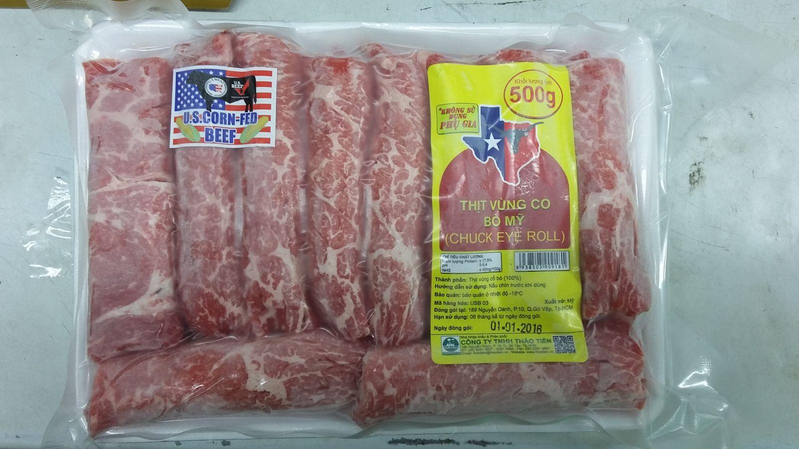 thịt bò mỹ: Thị Trường Cung Cấp Thịt Bò Nhập Khẩu Đúng Thương Hiệu