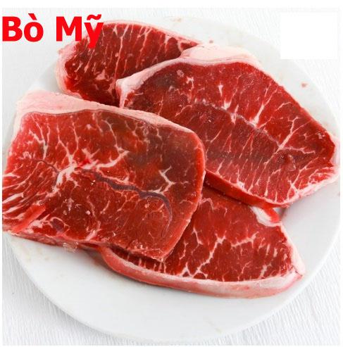 thịt bò mỹ: Thịt Nạc Vai Bò Mỹ  BEEF TOP BLADE