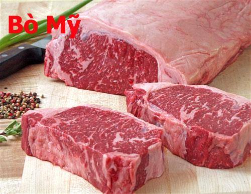 Thịt bò mỹ nhà cung cấp thịt bò: THỊT THĂN NGOẠI BÒ MỸ STRIPLOIN