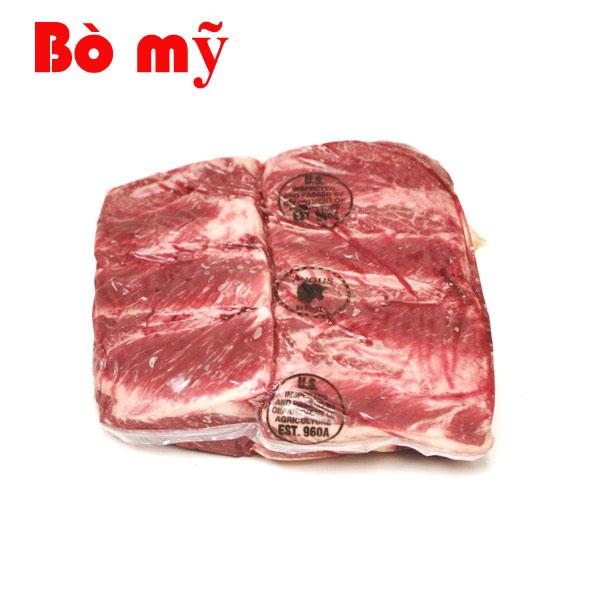 Thịt bò mỹ nhà cung cấp thịt bò: THỊT BẸ VAI BÒ MỸ AMERICAN CHUCK FLAT