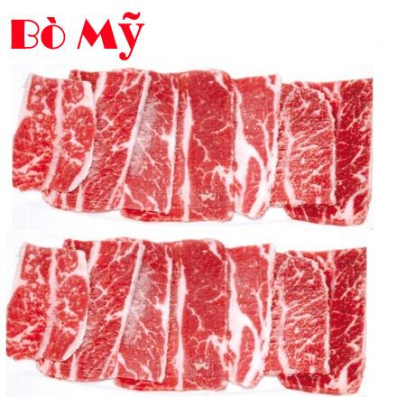 Thịt bò mỹ nhà cung cấp thịt bò: Thịt Dẻ Sườn Bò Mỹ Rib Finger
